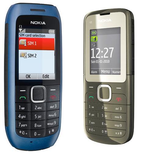 Nokia C1 Dual Sim Mobile Price In Pakistan Nokia C2 Dual